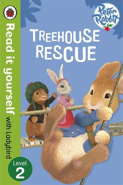Peter Rabbit Animation - Read it Yourself with Ladybird Level 2