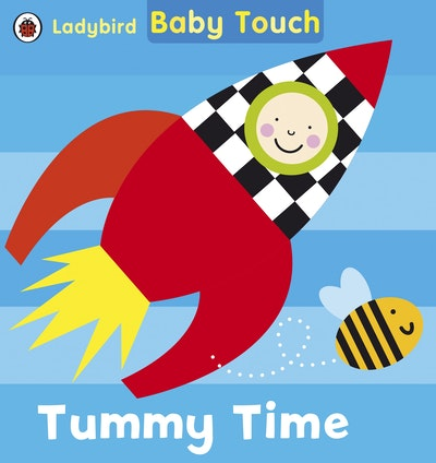 Book Cover:  Ladybird Baby Touch: Tummy Time