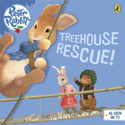 Peter Rabbit Animation: Treehouse Rescue!