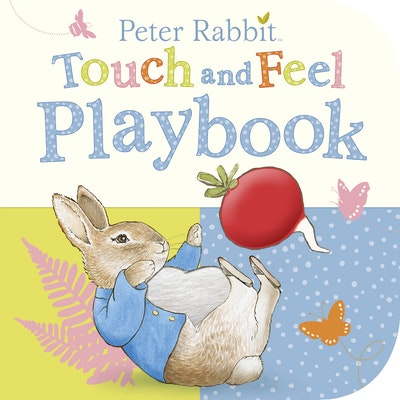 Book Cover:  Peter Rabbit: Touch and Feel Playbook