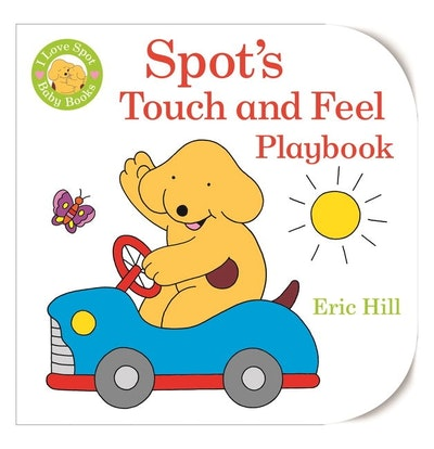 Spot's Touch And Feel Playbook