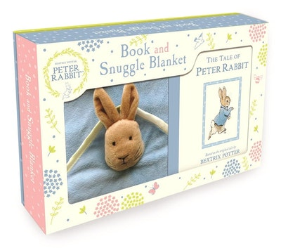 Book Cover:  Peter Rabbit: Book And Snuggle Blanket Box Set