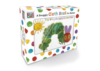 Book Cover: The Very Hungry Caterpillar: Cloth Book