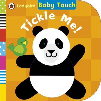 Book Cover:  Ladybird Baby Touch: Tickle Me!
