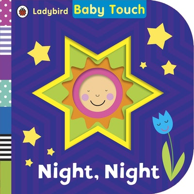 Book Cover:  Ladybird Baby Touch: Night, Night