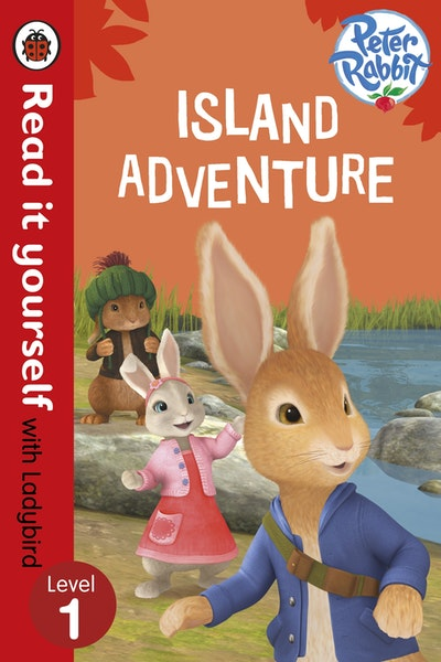 Read it Yourself with Ladybird: Level 1: Peter Rabbit: Island Adventure