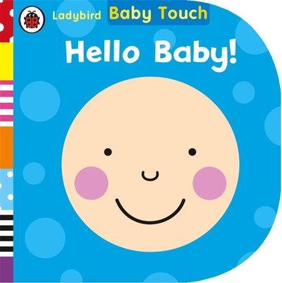 Book Cover:  Ladybird Baby Touch: Hello Baby!