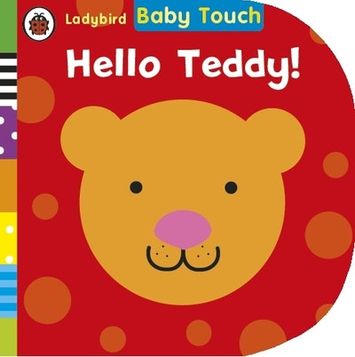 Book Cover:  Ladybird Baby Touch: Hello Teddy!