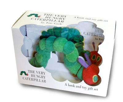 Book Cover: The Very Hungry Caterpillar (Book and Toy Pack)