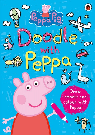 Peppa Pig: Doodle with Peppa