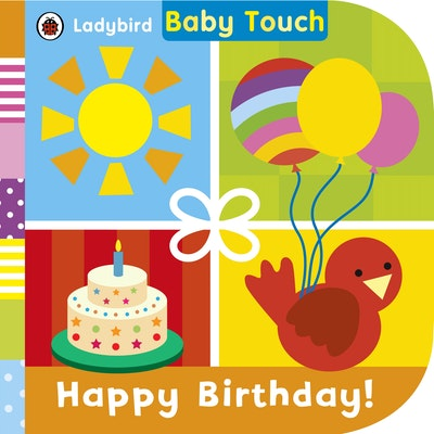 Book Cover:  Ladybird Baby Touch: Happy Birthday