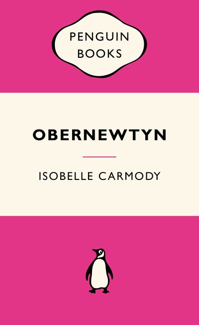 Book Cover:  Obernewtyn: Pink Popular Penguins