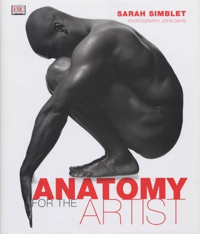 Book Cover:  Anatomy for the Artist