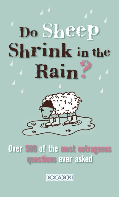 Do Sheep Shrink in the Rain?