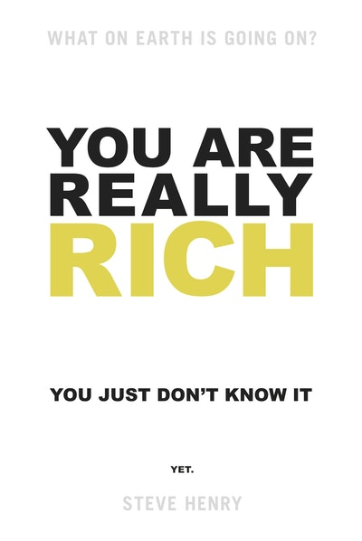 You Are Really Rich