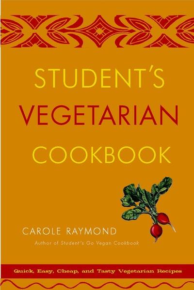 Students Vegetarian Ckbk, Rev