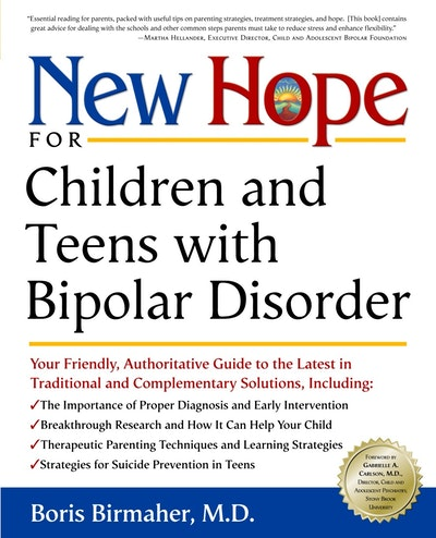 New Hope For Kids & Teens With Bipolar Disorder