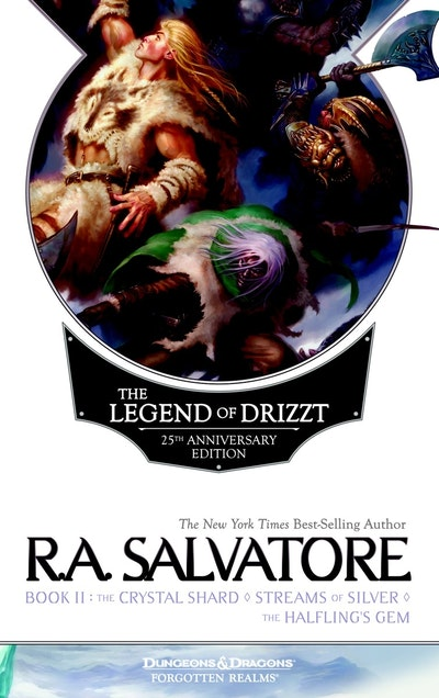 The Legend Of Drizzt 25th Anniversary Edition, Book 2