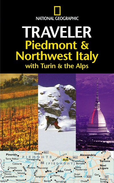 National Geographic Traveler Piedmont Italy