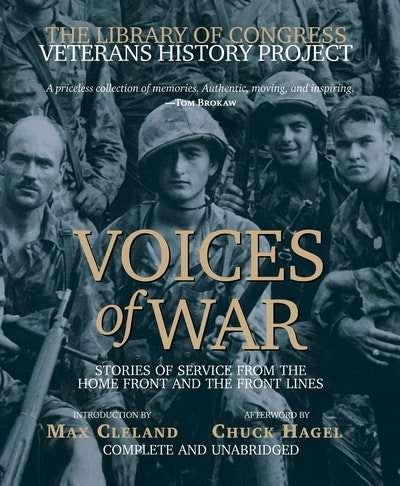 Voices Of War Cd