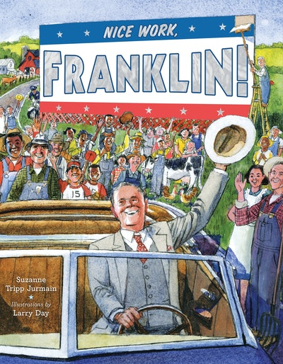 Nice Work, Franklin!