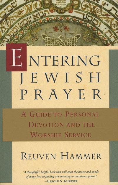 Entering Jewish Prayer