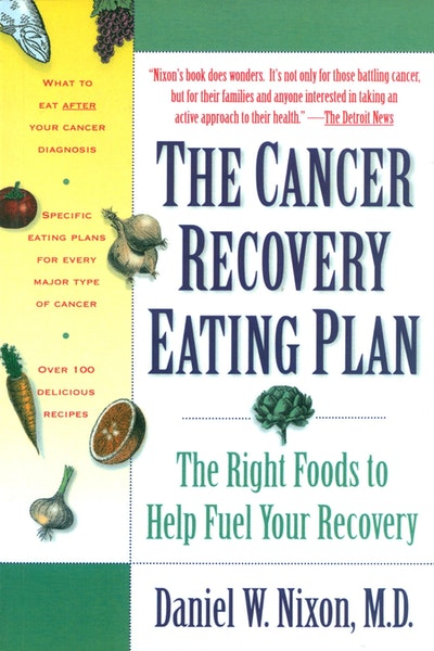 Cancer Recovery Eating Plan