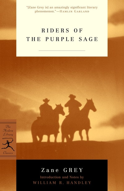 Mod Lib Riders Of The Purple Sage
