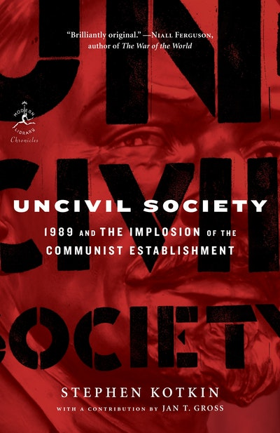 Uncivil Society