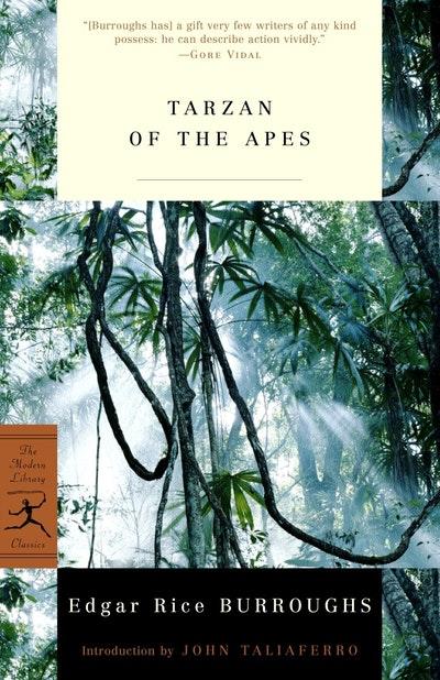 Mod Lib Tarzan Of The Apes