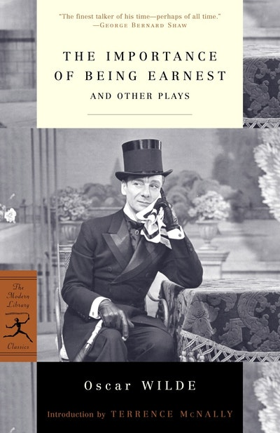 Mod Lib The Importance Of Being Earnest