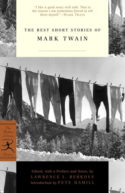 Mod Lib The Best Short Stories Of Mark Twain