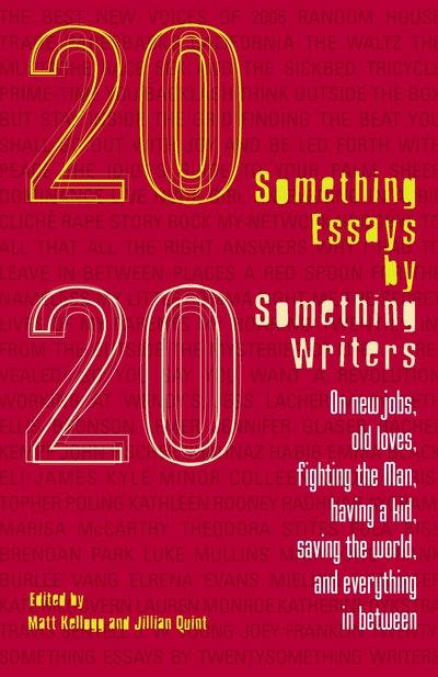 Twentysomething Essays