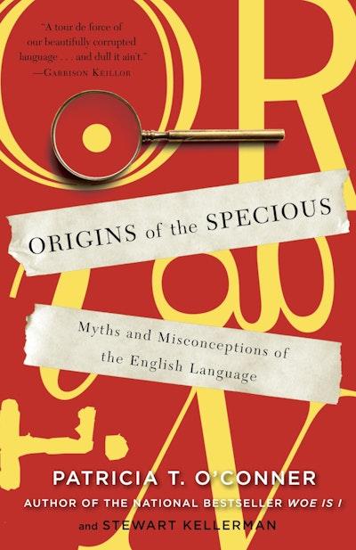 Origins Of The Specious