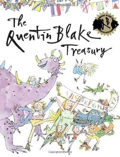 The Quentin Blake Treasury