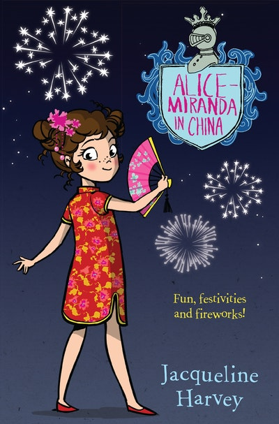Alice-Miranda in China