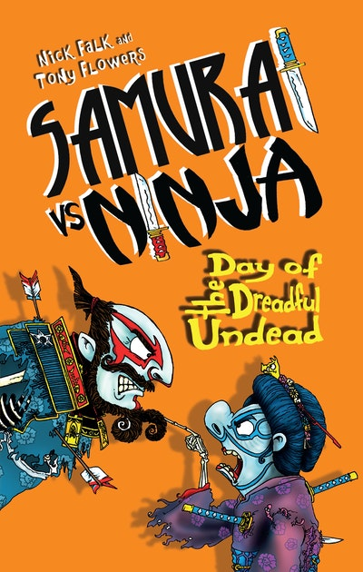 Samurai vs Ninja 3: Day of the Dreadful Undead