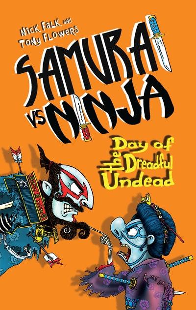 Samurai vs Ninja 3: Day of the Dreadful Undead