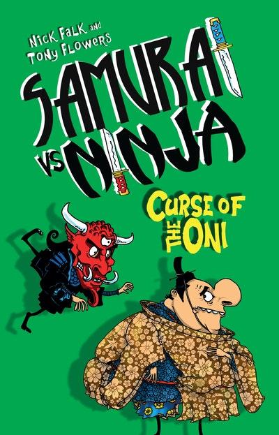 Samurai vs Ninja 4: Curse of the Oni