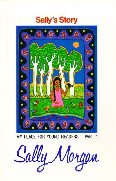 Book Cover:  Sally's Story: My Place for Young Readers