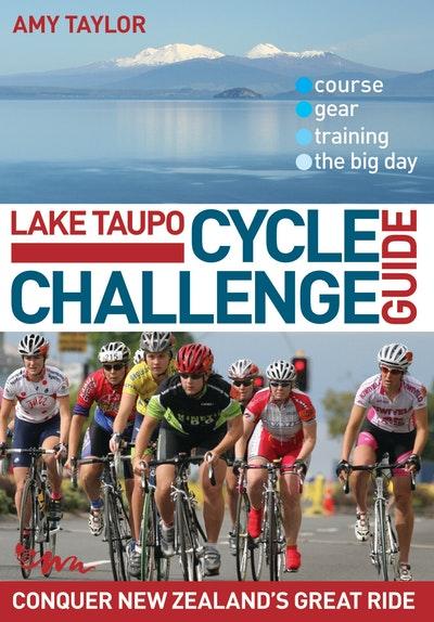 book cover  lake taupo cycle