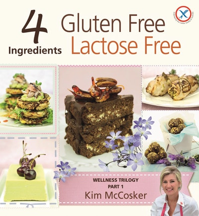 4 Ingredients Gluten Free, Lactose Free