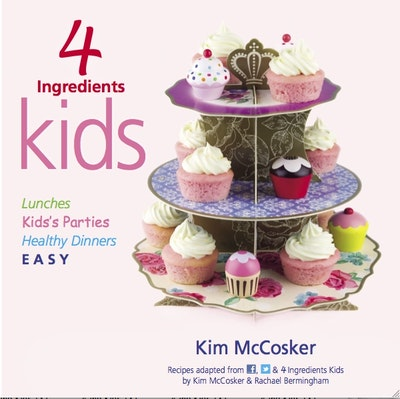 4 Ingredients Kids Illustrated