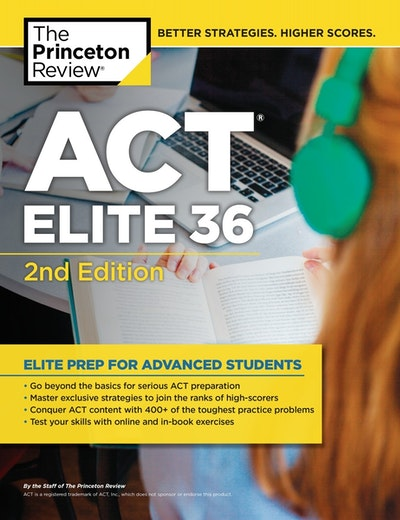 Act Elite 36, 2nd Edition