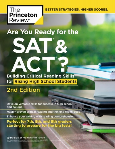 Are You Ready For The Sat And Act?, 2nd Edition