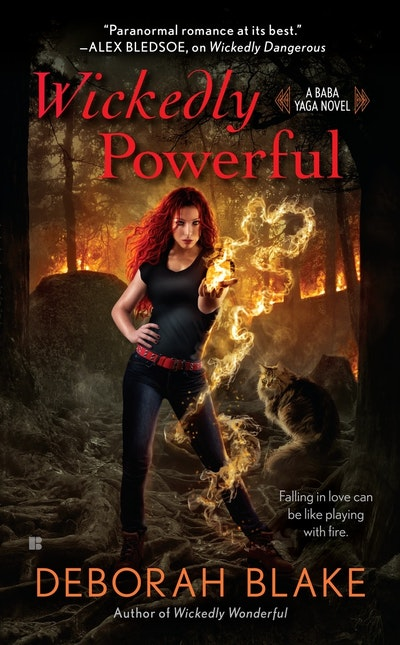 Wickedly Powerful: Baba Yaga Book 3