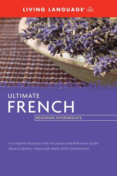Ultimate French Beginner-Intermediate (Bk)