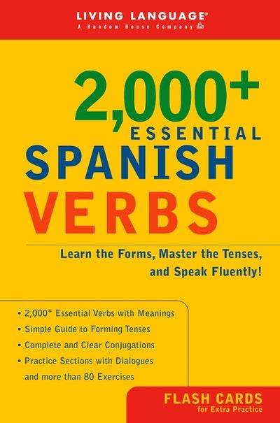 Liv Lang 2000+ Spanish Verbs
