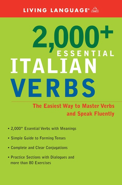Liv Lang 2000+ Italian Verbs