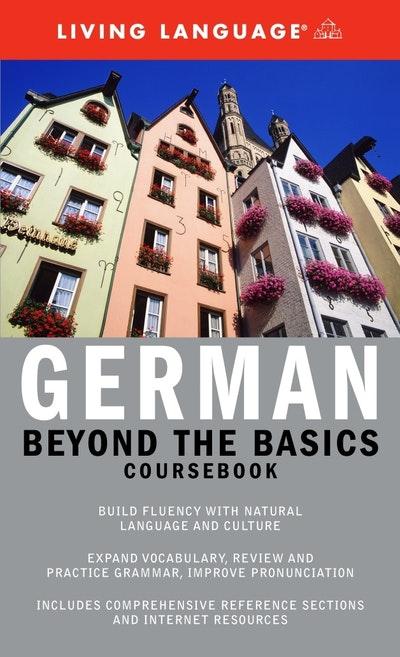 Liv Lang Beyond Basics German (Bk)